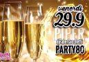 Piper Club Roma Faber Cucchetti Festa anni 80 per il compleanno