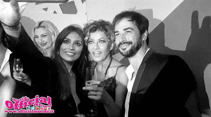 Eva Grimaldi: Compleanno partenopeo con Alessia Macari