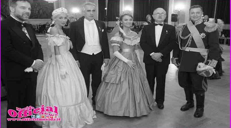 Il Ritorno della Dolce Vita Gran Ballo Russo Hotel The Westin Excelsior di Roma