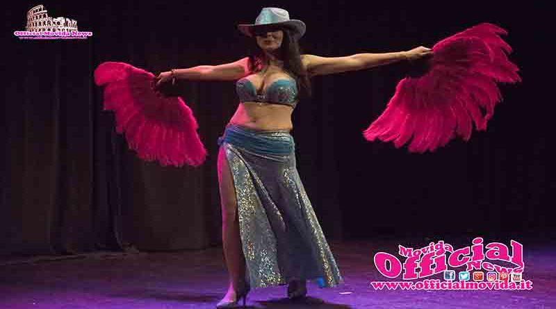 La BallerinaJaset Nair intervistata dalla Official Movida News