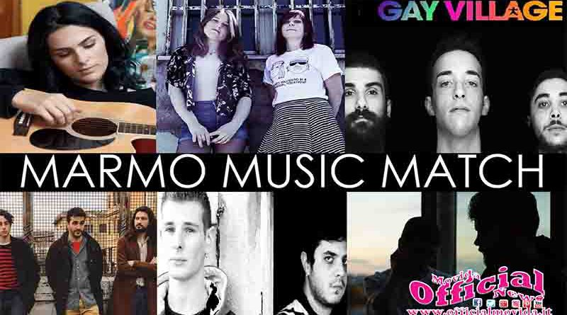Gay Village: Marmo Music Match