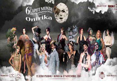 Caput Mundi Internazional Burlesque Award