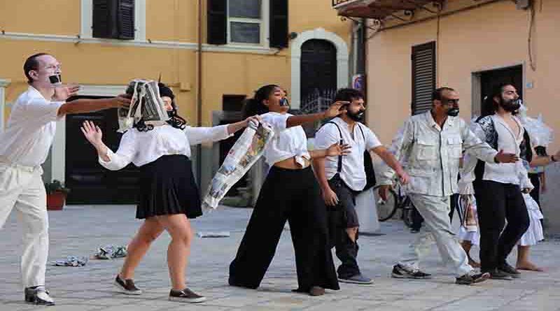 Teatro Urbano e Nuovo Circo a Roma, a cura di Ondadurto Teatro