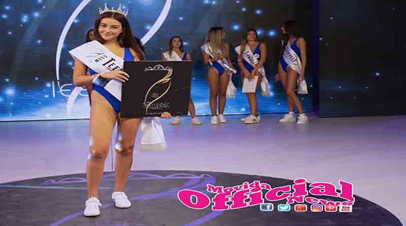 47° edizione di Miss Teenager Original 2020 Serena Tumbarello