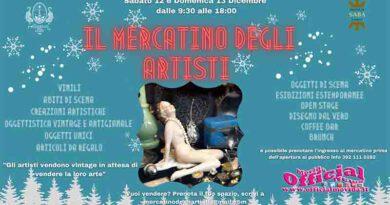 IL MERCATINO DEGLI ARTISTI – TUTTO IL SAPORE DEL WEEKEND BY ELLINGTON CLUB