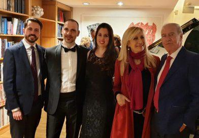 """Roma: Emanula Chiodi ed Eros Mele in Concerto con """"Musiche e colori dell'anima"""""""