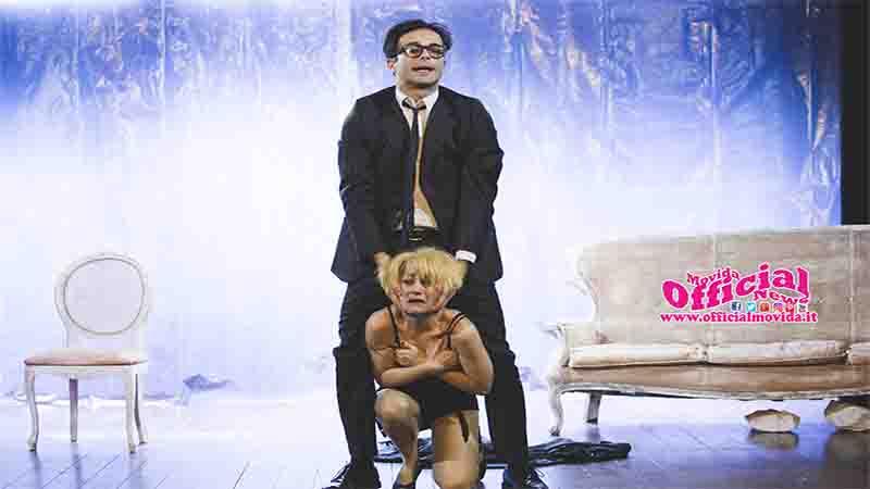 Nel centenario dalla nascita di Fellini, in Via Giulia è in scena l'omaggio a sua moglie Giulietta Masina Da martedì 21 a domenica 26 gennaio 2020 VIA GIULIA, 19, 20, 21 - ROMA  DIREZIONE ARTISTICA SILVANO SPADA